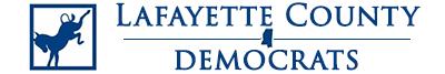 Lafayette County Democrats Logo